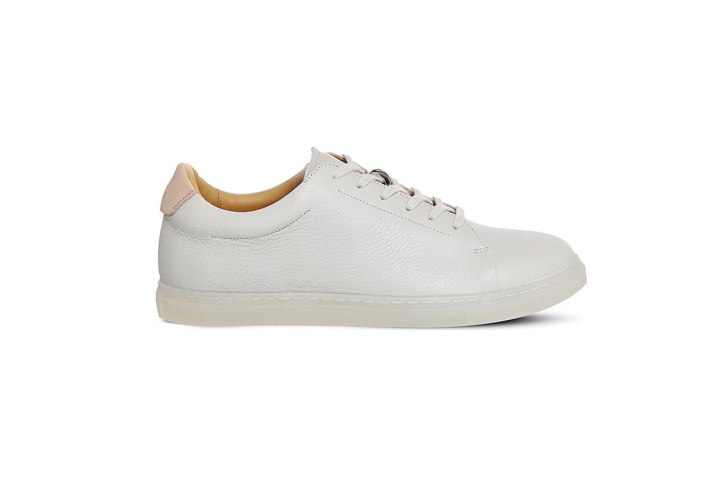 Pairs in Paris No. 1 Martel Leather Trainers