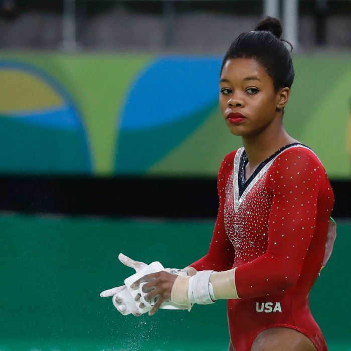 We live in a world in which gold medalist gabby douglas apologizes after being on the receiving end of all kinds of hurtful and meaningless criticism during the rio olympic games gabby douglas finally had a chance to m4hsunfo