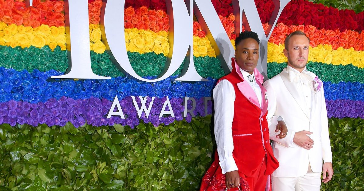 Billy Porter Wore the Curtain From Kinky Boots to the Tonys