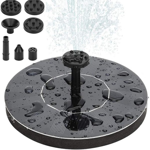Senders Solar Fountain