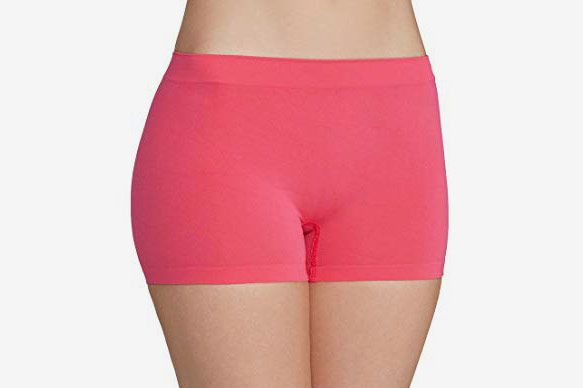 450713e2267d Maidenform Women's Pure Genius Tailored Boyshort Panty