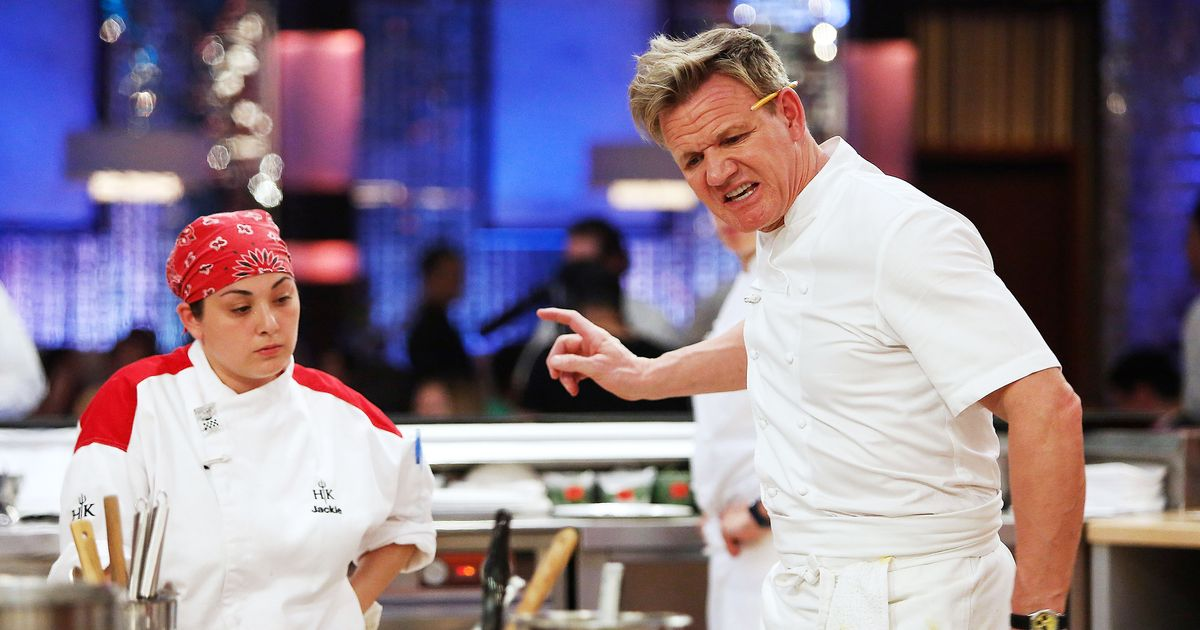Chefs and critics call out gordon ramsay s kitchen abuse - Gordon ramsay shows ...