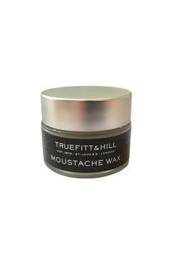 Truefitt & Hill Moustache Wax, 0.5 Ounce