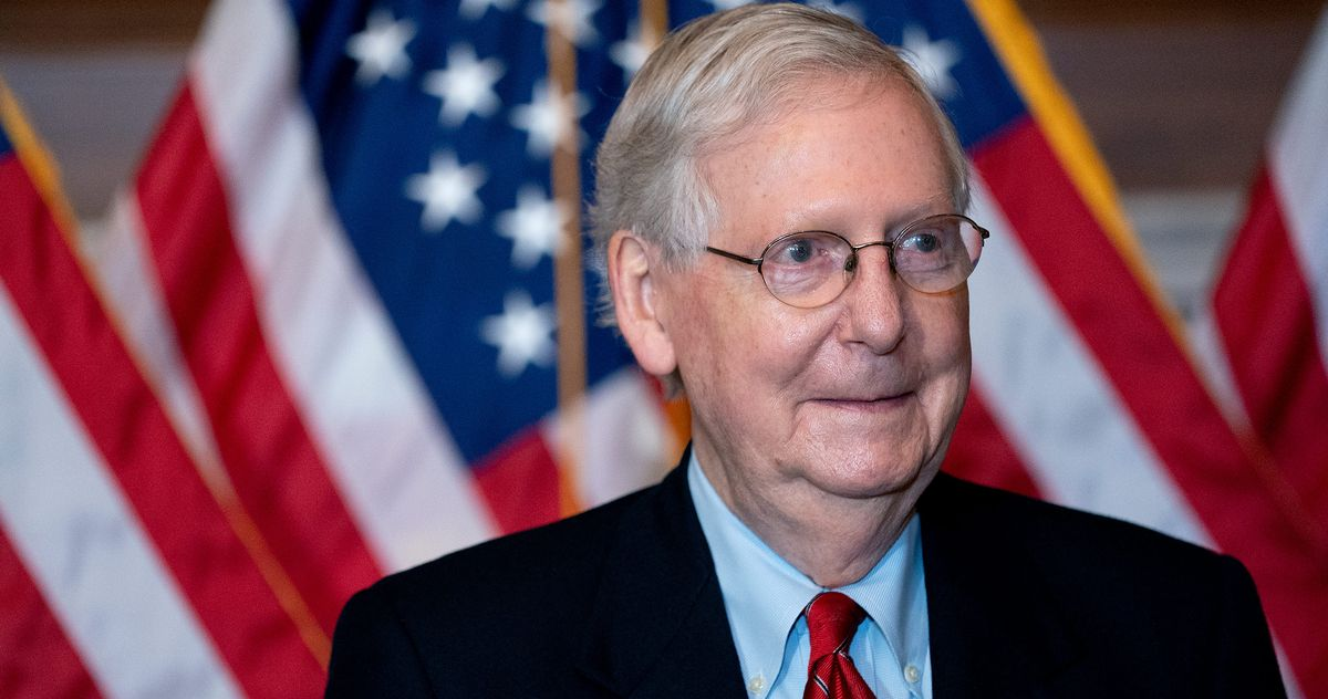 Why Did McConnell Block $2,000 Stimulus Checks?