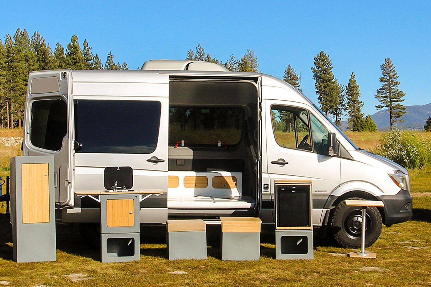 Diy Camper Van 5 Affordable Conversion Kits For Sale