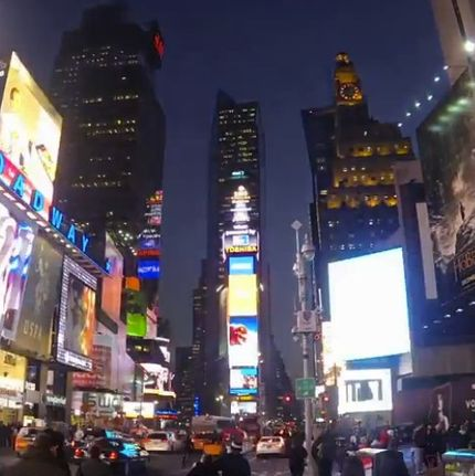 Times Square Is Going to Be Dark for an Hour -- NYMag
