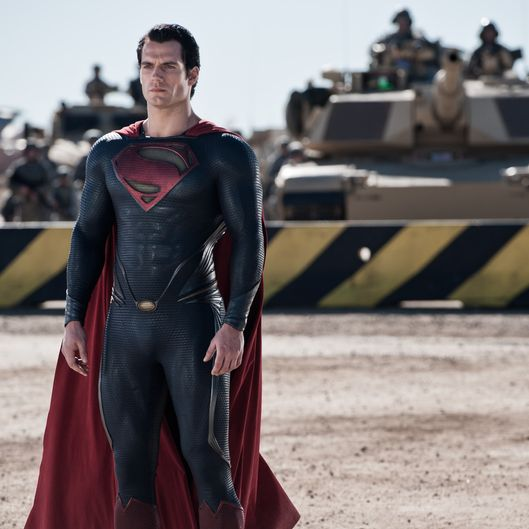 "HENRY CAVILL as Superman in Warner Bros. Pictures' and Legendary Pictures' action adventure ""MAN OF STEEL,"" a Warner Bros. Pictures release."