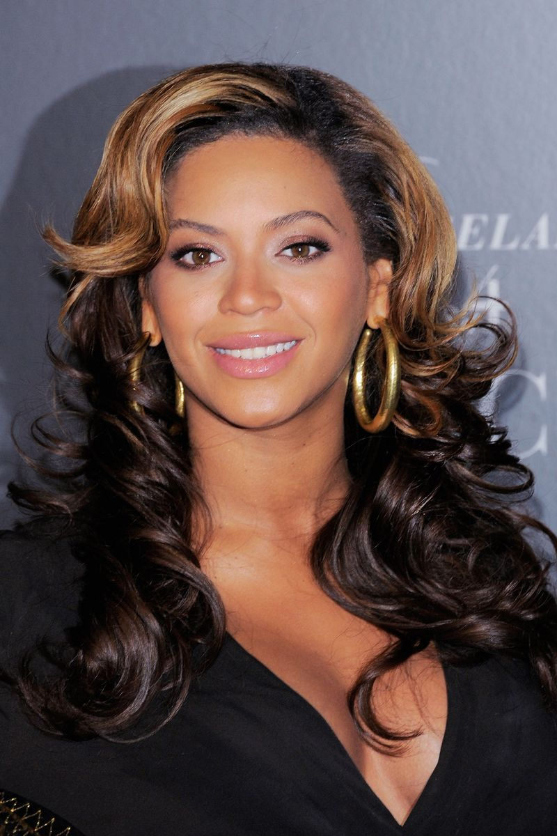 Beyonce - Ombre Hair - The Cut