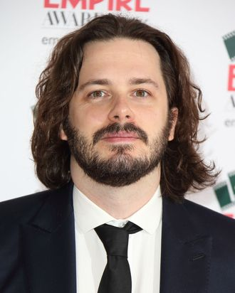 LONDON, ENGLAND - MARCH 30: Edgar Wright attends the Jameson Empire Film Awards at Grosvenor House, on March 30, 2014 in London, England. (Photo by Mike Marsland/WireImage)