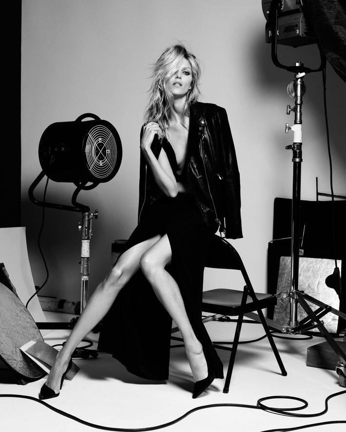 Anja Rubik on Her Fitness Routine and Why Modeling Is Feminist
