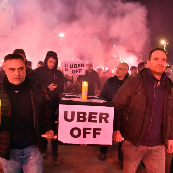 Will Uber Survive the Next Decade?