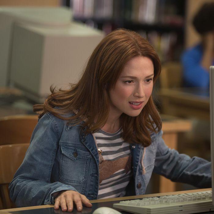 Ellie Kemper as Kimmy.