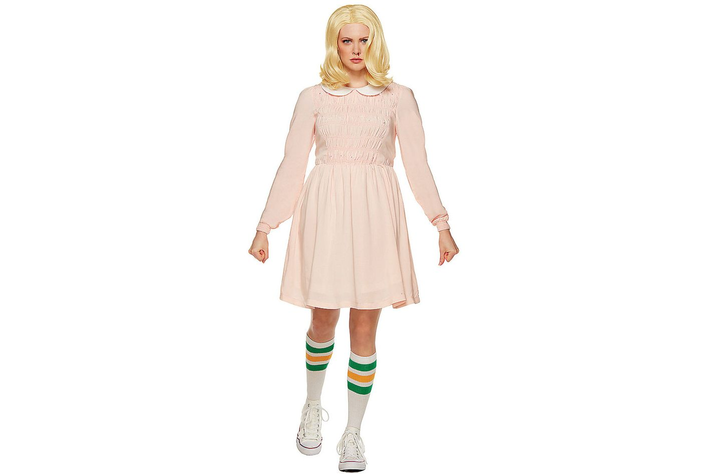 Stranger Things Adult Replica Eleven Costume  sc 1 st  NYMag : popular costumes  - Germanpascual.Com