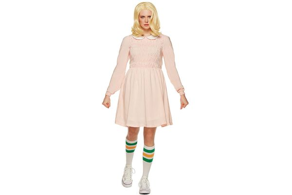 Stranger Things Adult Replica Eleven Costume