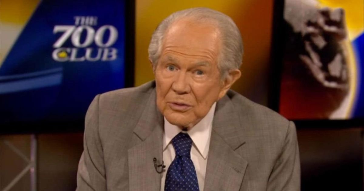 ABC Family, No Matter What It Calls Itself, Can't Get Rid of Pat Robertson's  The 700 Club
