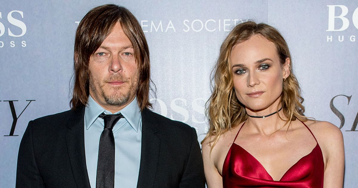 thecut sure looks like diane kruger dating norman reedus