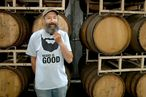 This Rogue Brewery Guy Deserves a Beard Award