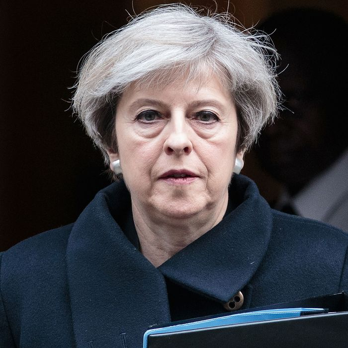 c1f0212a2f Theresa May Brexit Deal Fails Again, UK to Vote on Extension