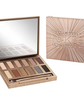 The new Urban Decay Naked Ultimate Basics Palette.