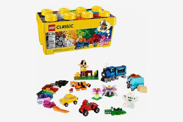 LEGO Classic Medium Creative Brick Box Creative Kit