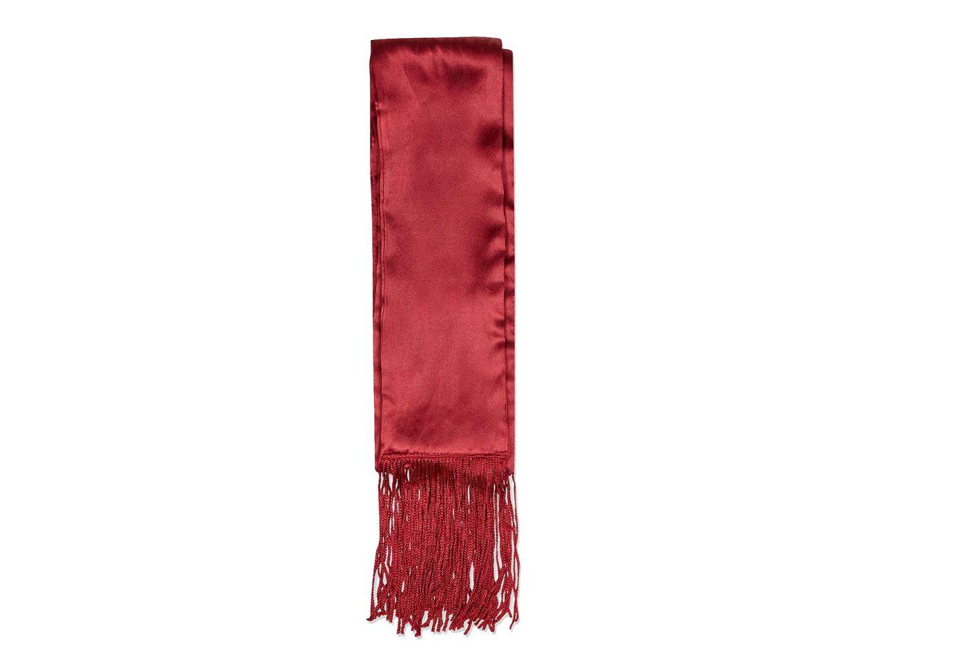Topshop skinny scarf