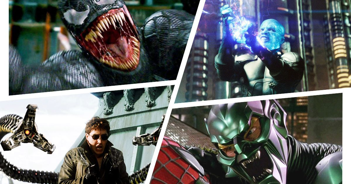 Best Spider Man Movie Villains Ranked