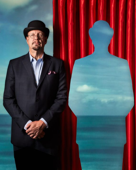 Image result for penn jillette