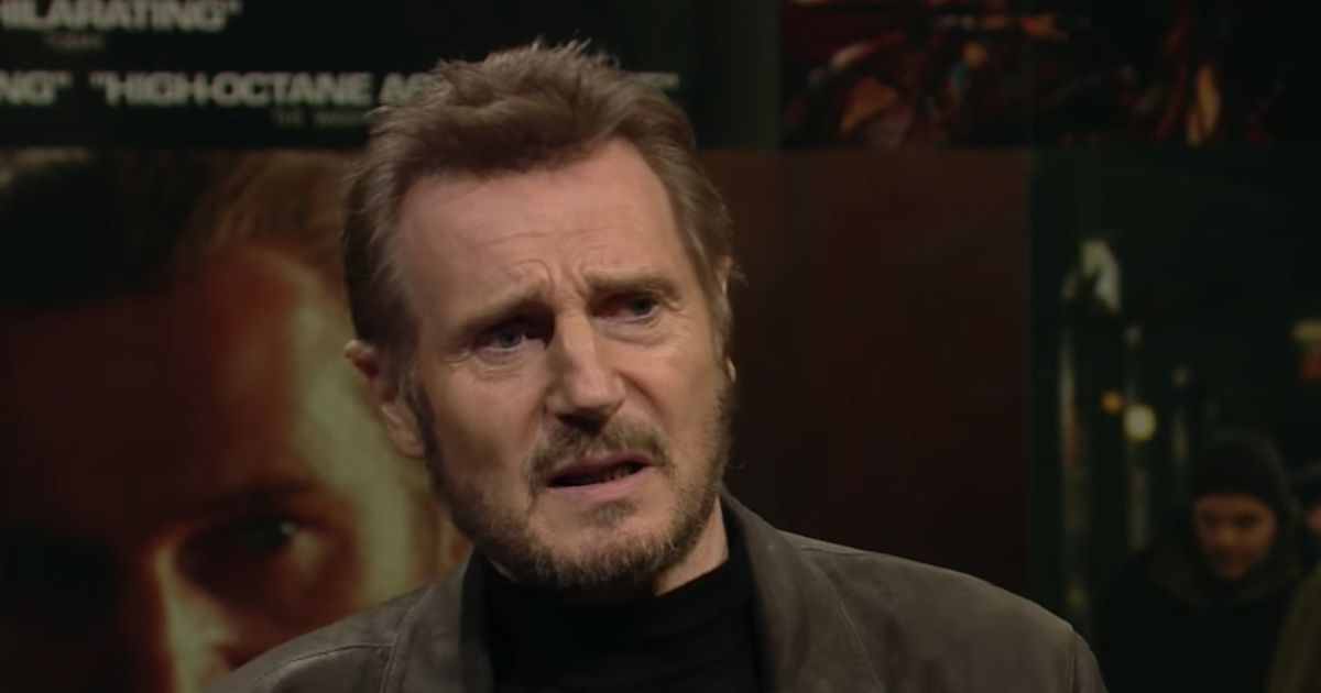 Liam Neeson Says Hollywood Reckoning a 'Bit of a Witch Hunt'