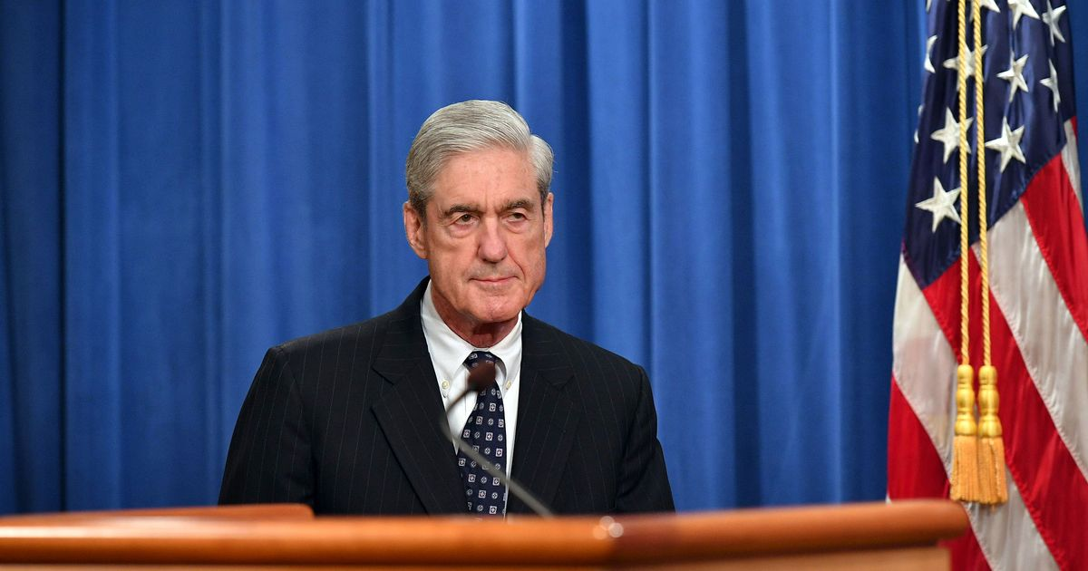 Conservatives Stunned by Mueller Suggesting Trump Is Not Innocent