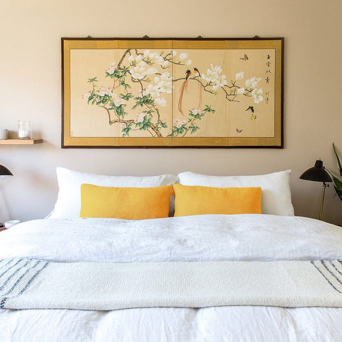 A Bed Made With Linen Sheets U2014 The Strategist Reviews The Best Linen  Bedsheets.