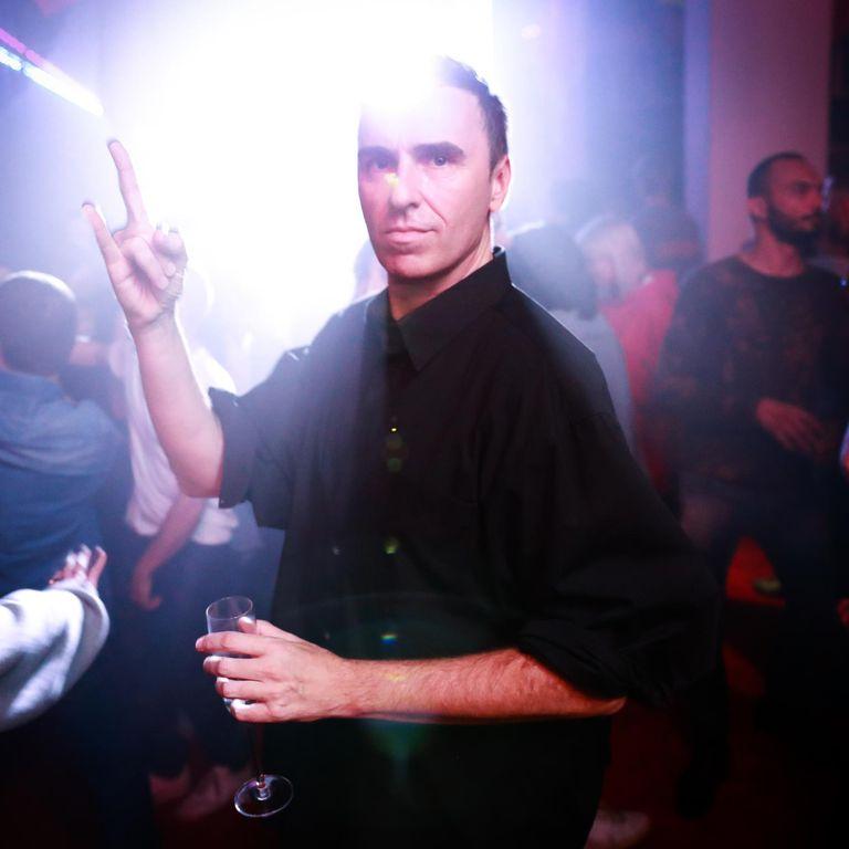 7aa04b1fdd See Inside Calvin Klein s Discothèque PartyRaf Simons