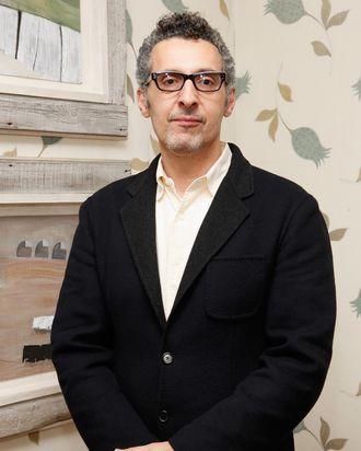 NEW YORK, NY - OCTOBER 17: Actor John Turturro attends the
