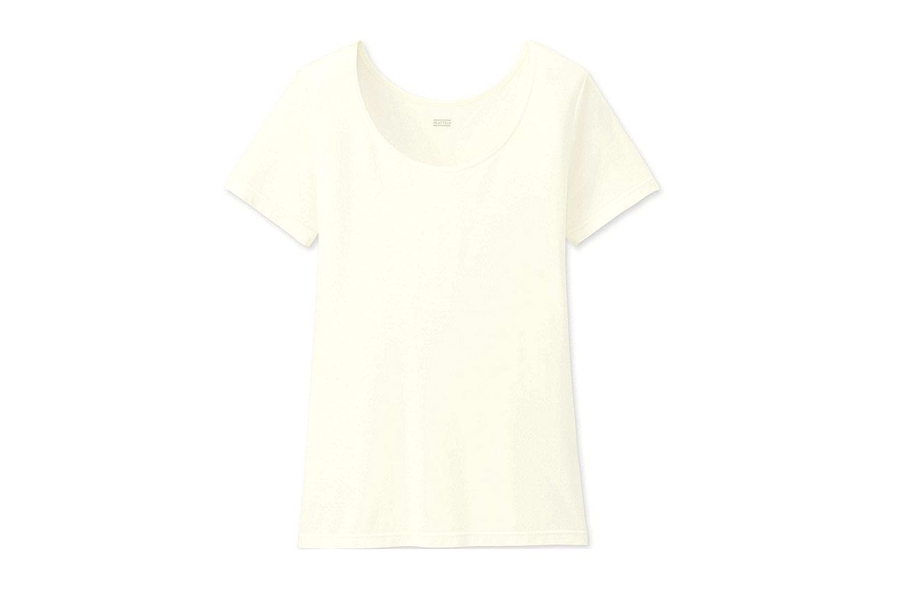Uniqlo Heattech Short Sleeve T-Shirt