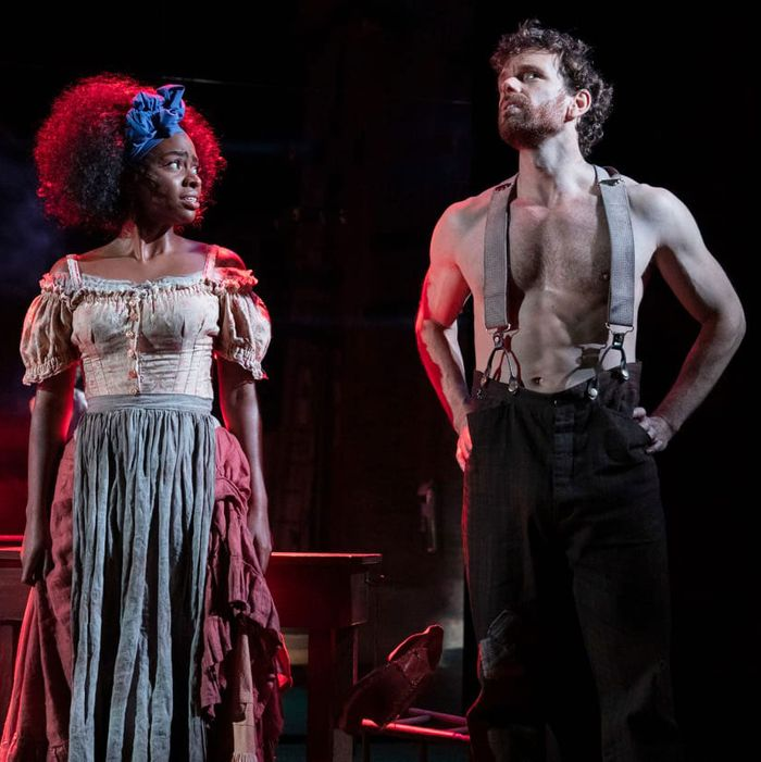 Slave Play' by Jeremy O  Harris Review
