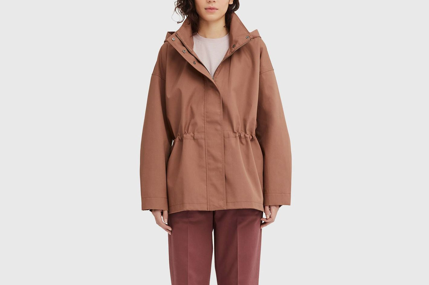 Uniqlo Women's U Blocktech Jacket