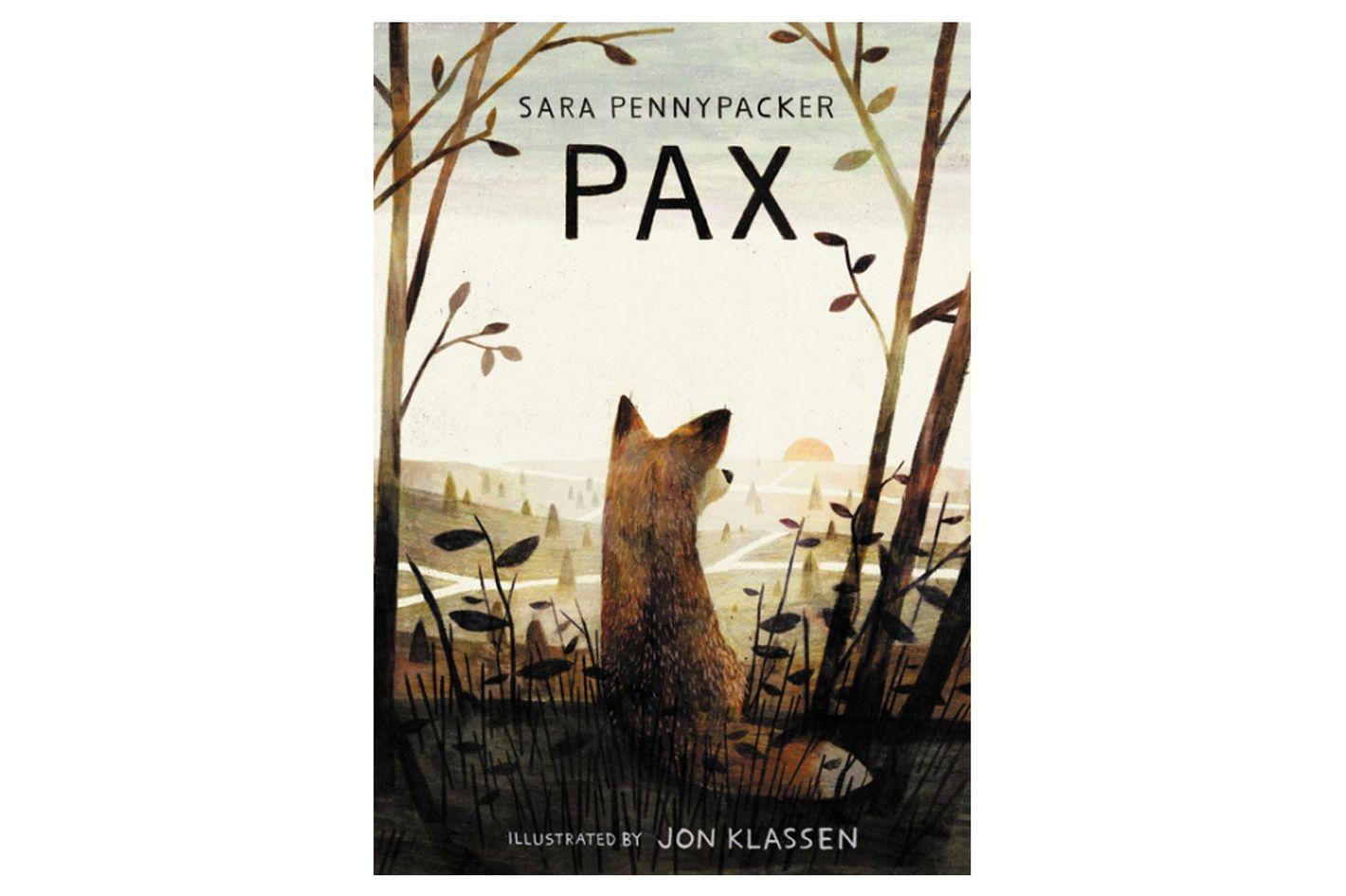 """Pax,"" by Sara Pennypacker, illustrated by Jon Klassen"