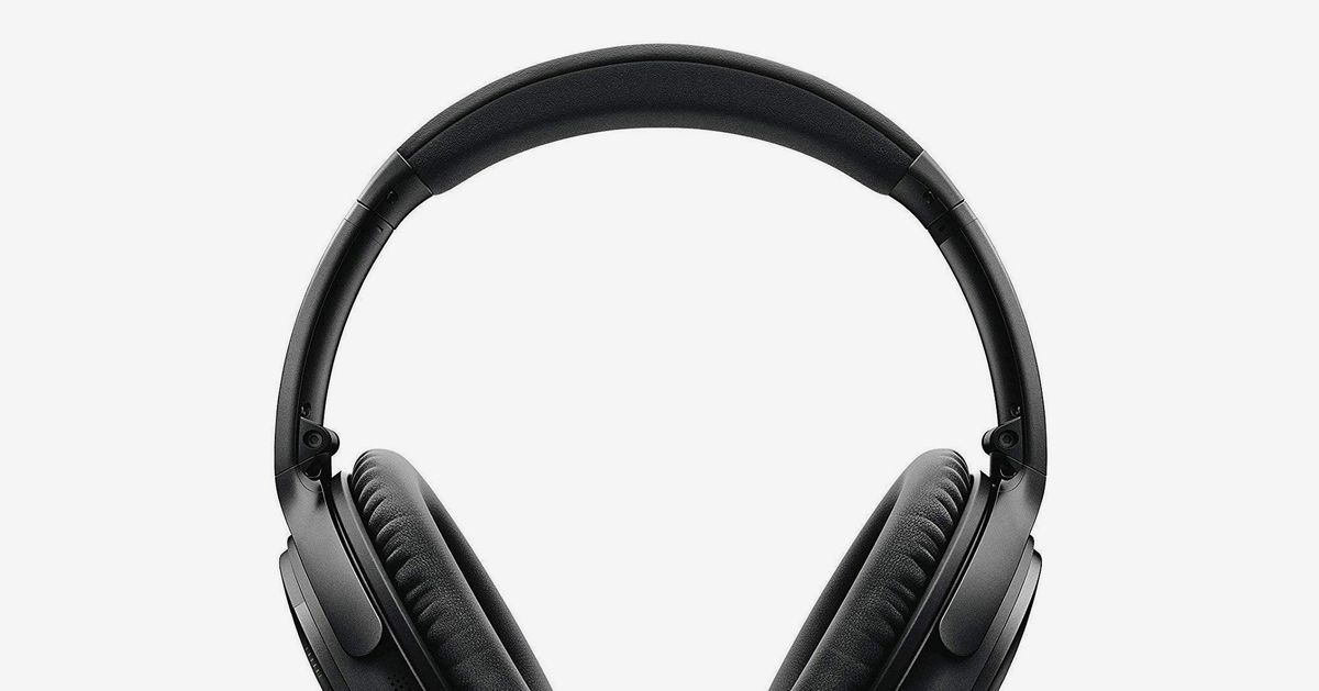 Ignore The Outside World With These Noise-Cancelling, Strategist-Approved Headphones
