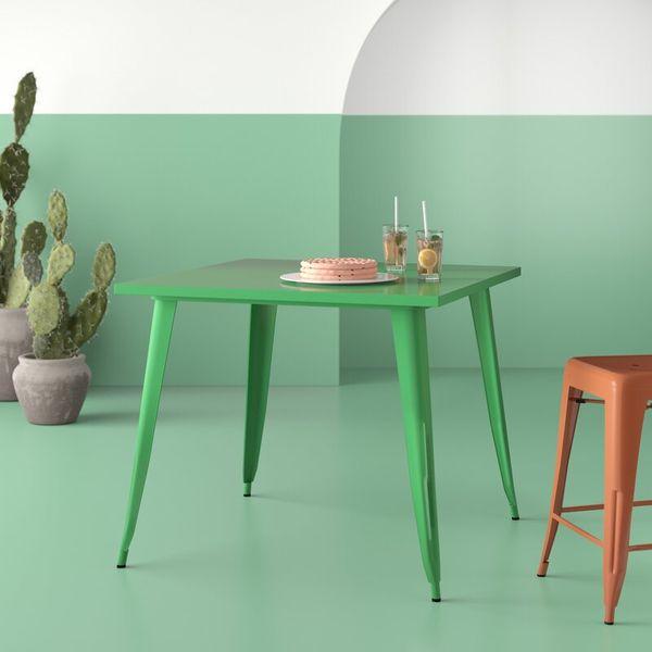 Brandt Metal Dining Table