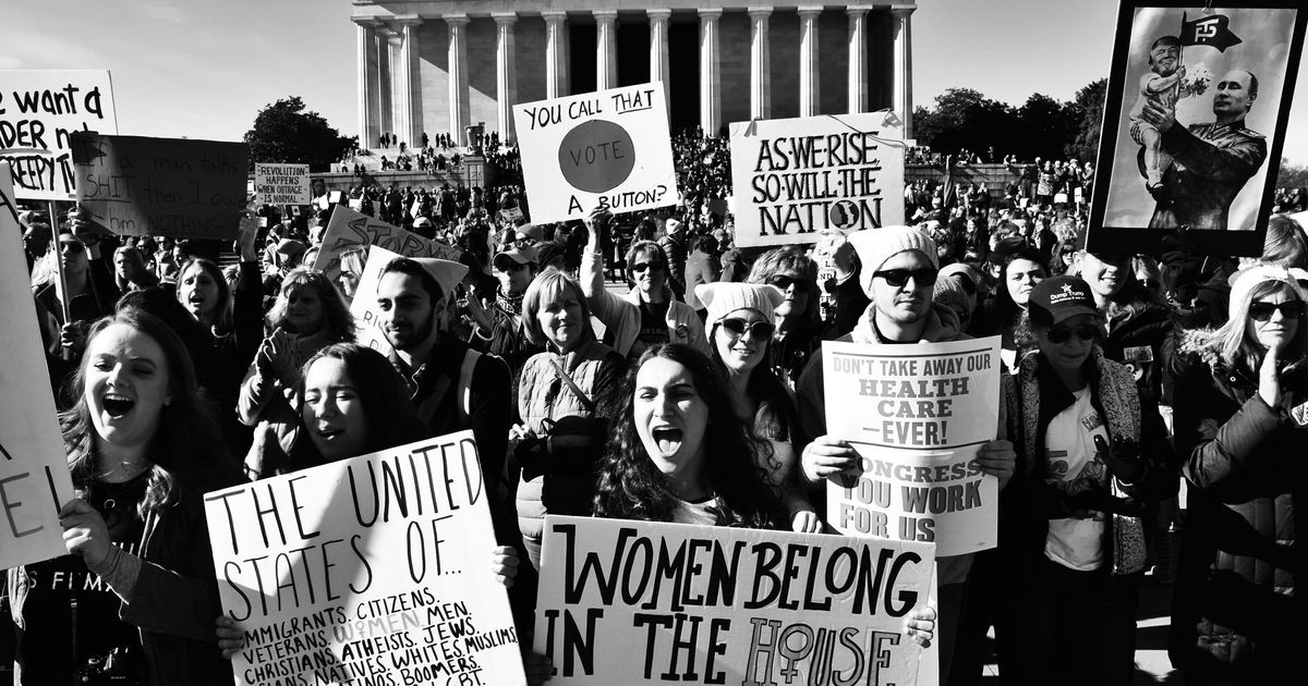 Everything to Know About the 2019 Women's March on Washington