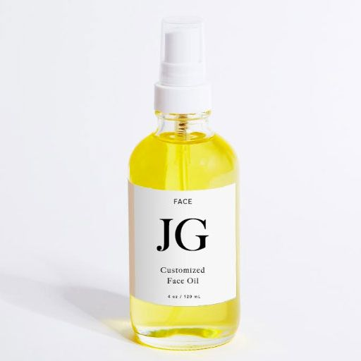 The Buff Customized Face Oil