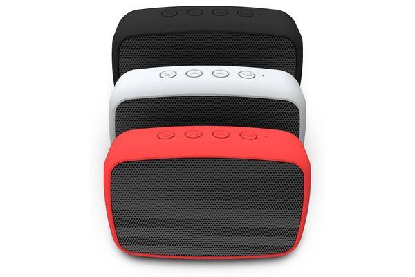 RuggedLife Water-Resistant Bluetooth Speaker