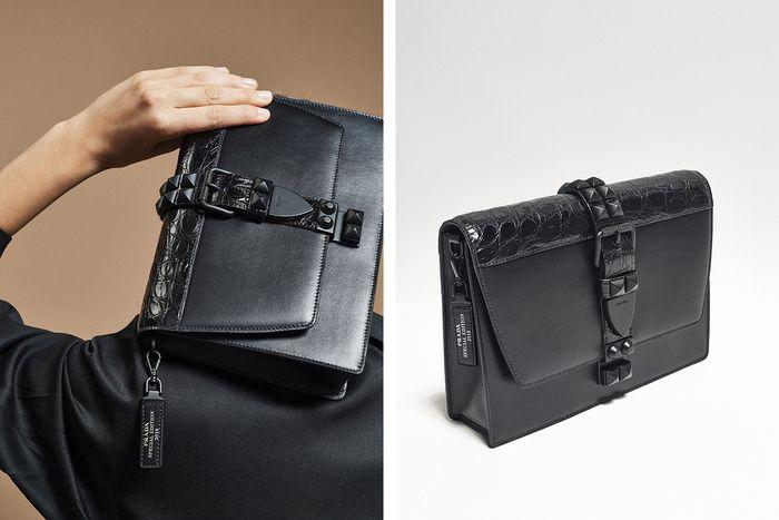 e2ec86c6a1b0a4 Prada Elektra clutch, $7,500 Photo: Courtesy of Prada