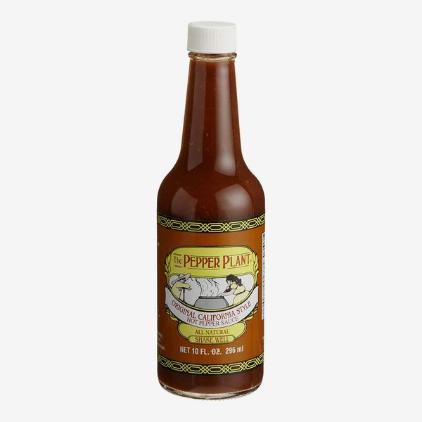 Pepper Plant Original Hot Pepper Sauce