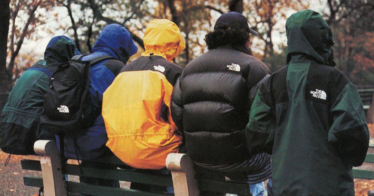 72155fa87 How The North Face Took Over 90s New York Style