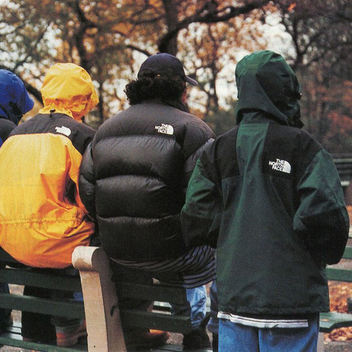 How The North Face Took Over 90s New