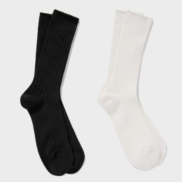 Lady White Co. Crew Socks, 2-Pack