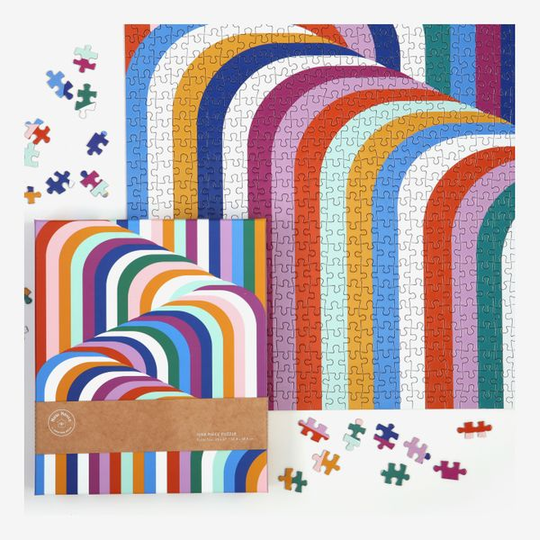 Now House by Jonathan Adler 1000 Piece Vertigo Jigsaw Puzzle