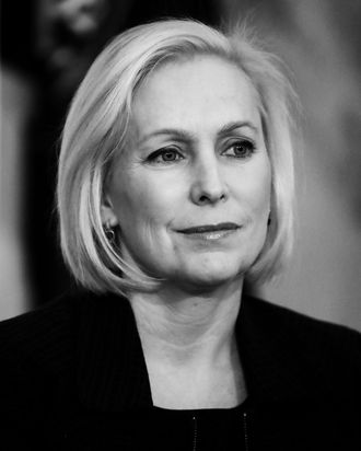 Kirsten Gillibrand.