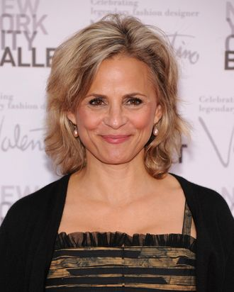 NEW YORK, NY - SEPTEMBER 20: Amy Sedaris attends the 2012 New York City Ballet Fall Gala at the David H. Koch Theater, Lincoln Center on September 20, 2012 in New York City. (Photo by Jamie McCarthy/Getty Images)