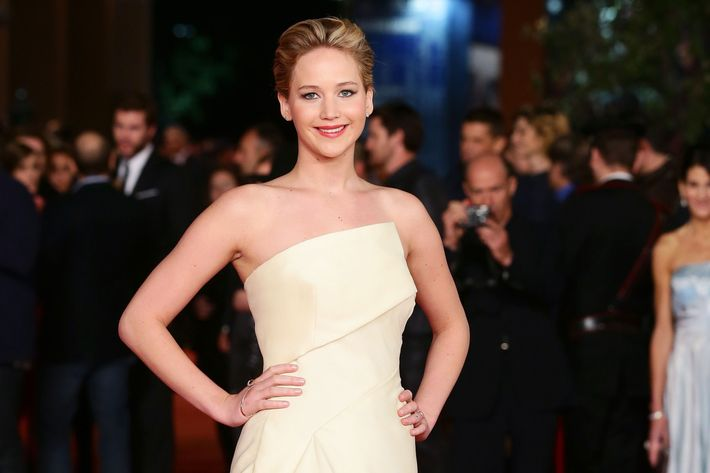 J.Law at the 2013 Rome Film Festival.